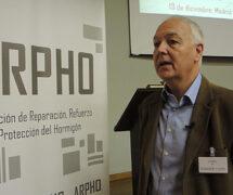 Entrevista a D. John Drewett, de la Asociación inglesa de reparación del hormigón, CRA