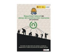 Documento de Seguridad laboral en obras de construcción menores (sin proyecto) de INSST
