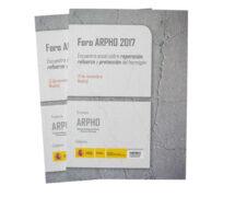 Libro de ponencias – Foro ARPHO 2017